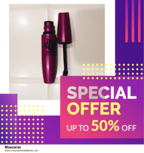Top 5 Black Friday 2020 and Cyber Monday Mascaras Deals [Grab Now]