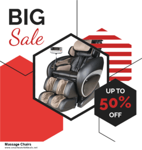 9 Best Black Friday and Cyber Monday Massage Chairs Deals 2020 [Up to 40% OFF]