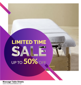 13 Best Black Friday and Cyber Monday 2020 Massage Table Sheets Deals [Up to 50% OFF]