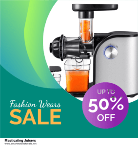 10 Best Black Friday 2020 and Cyber Monday  Masticating Juicers Deals | 40% OFF