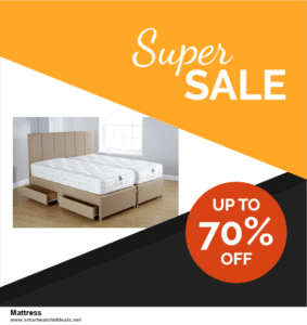 Top 5 Black Friday and Cyber Monday Mattress Deals 2020 Buy Now