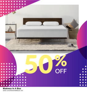 10 Best Mattress In A Box Black Friday 2020 and Cyber Monday Deals Discount Coupons