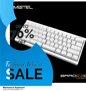 Top 5 Black Friday 2020 and Cyber Monday Mechanical Keyboard Deals [Grab Now]