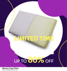 13 Exclusive Black Friday and Cyber Monday Memory Foam Pillow Deals 2020