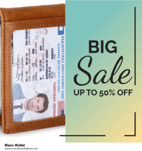 Grab 10 Best Black Friday and Cyber Monday Mens Wallet Deals & Sales