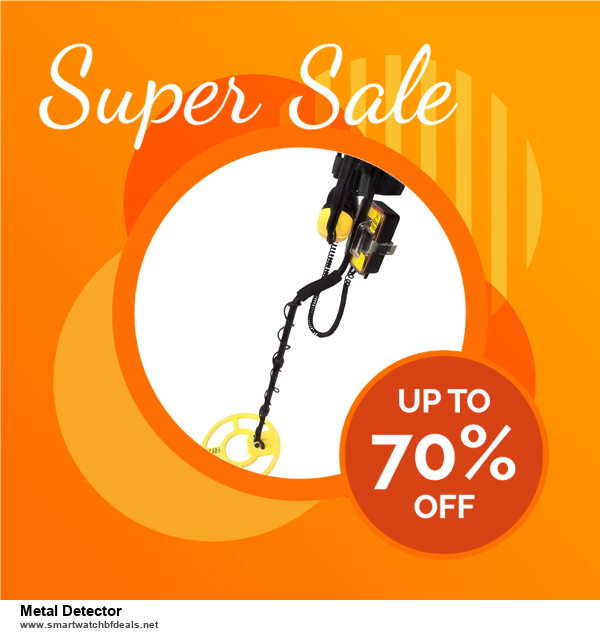 Top 5 Black Friday and Cyber Monday Metal Detector Deals 2020 Buy Now