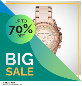 List of 6 Michael Kors Black Friday 2020 and Cyber MondayDeals [Extra 50% Discount]