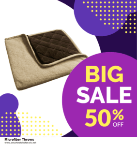 13 Exclusive Black Friday and Cyber Monday Microfiber Throws Deals 2020