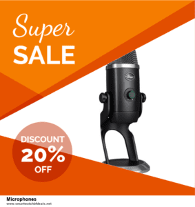 Top 5 Black Friday and Cyber Monday Microphones Deals 2020 Buy Now