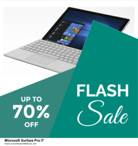 Top 11 Black Friday and Cyber Monday Microsoft Surface Pro I7 2020 Deals Massive Discount