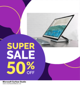 Top 5 Black Friday and Cyber Monday Microsoft Surface Studio Deals 2021 Buy Now