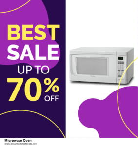 Top 10 Microwave Oven Black Friday 2020 and Cyber Monday Deals