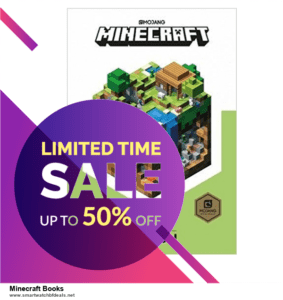 13 Best Black Friday and Cyber Monday 2020 Minecraft Books Deals [Up to 50% OFF]