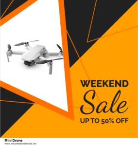 Top 10 Mini Drone Black Friday 2020 and Cyber Monday Deals