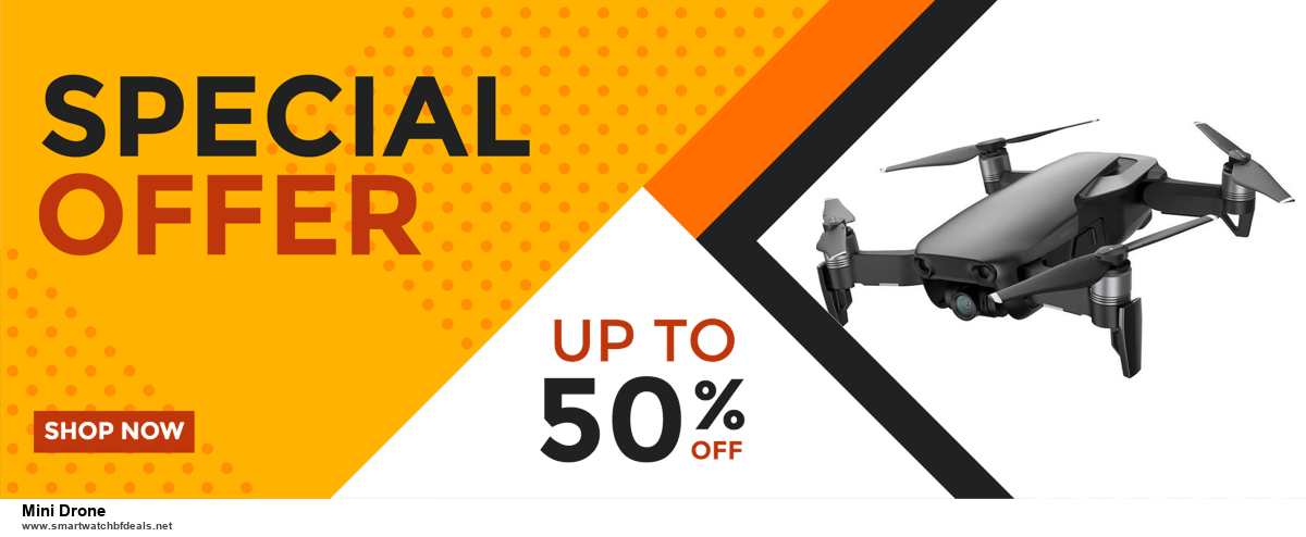 10 Best Black Friday 2020 and Cyber Monday Mini Drone Deals | 40% OFF