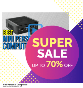 9 Best Black Friday and Cyber Monday Mini Personal Computers Deals 2020 [Up to 40% OFF]
