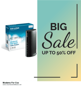 13 Exclusive Black Friday and Cyber Monday Modems For Cox Deals 2020