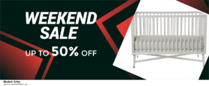 List of 6 Modern Cribs Black Friday 2020 and Cyber MondayDeals [Extra 50% Discount]