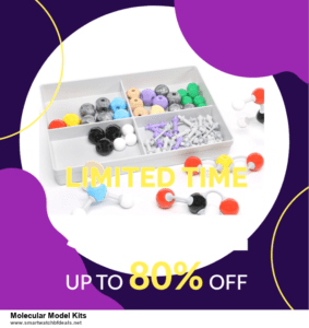 13 Best Black Friday and Cyber Monday 2020 Molecular Model Kits Deals [Up to 50% OFF]