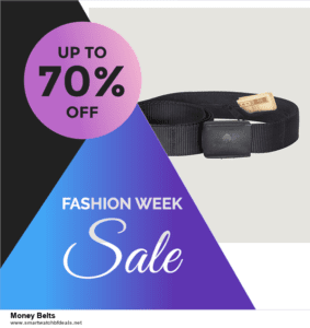 5 Best Money Belts Black Friday 2021 and Cyber Monday Deals & Sales