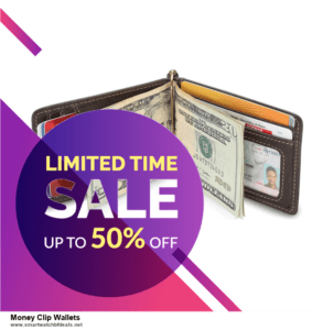 10 Best Black Friday 2020 and Cyber Monday  Money Clip Wallets Deals | 40% OFF