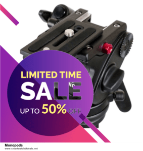 Top 5 Black Friday and Cyber Monday Monopods Deals 2020 Buy Now