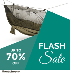 7 Best Mosquito Hammocks Black Friday 2020 and Cyber Monday Deals [Up to 30% Discount]