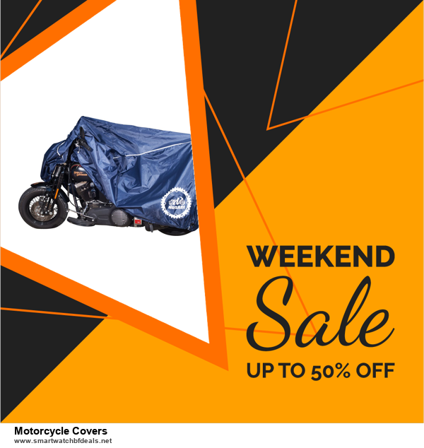 Top 5 Black Friday 2020 and Cyber Monday Motorcycle Covers Deals [Grab Now]