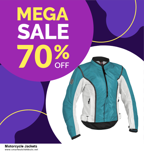 Grab 10 Best Black Friday and Cyber Monday Motorcycle Jackets Deals & Sales