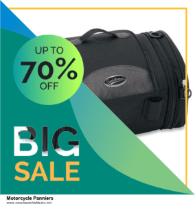 Top 5 Black Friday 2020 and Cyber Monday Motorcycle Panniers Deals [Grab Now]
