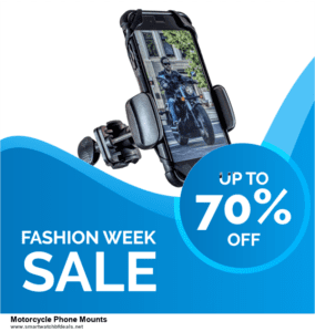 9 Best Motorcycle Phone Mounts Black Friday 2020 and Cyber Monday Deals Sales