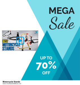 Top 5 Black Friday 2020 and Cyber Monday Motorcycle Stands Deals [Grab Now]