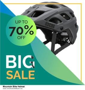 9 Best Black Friday and Cyber Monday Mountain Bike Helmet Deals 2020 [Up to 40% OFF]
