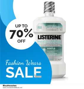 13 Best Black Friday and Cyber Monday 2020 Mouthwashes Deals [Up to 50% OFF]