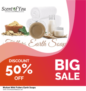 9 Best Multani Mitti Fullers Earth Soaps Black Friday 2020 and Cyber Monday Deals Sales