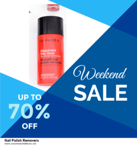 Top 11 Black Friday and Cyber Monday Nail Polish Removers 2020 Deals Massive Discount