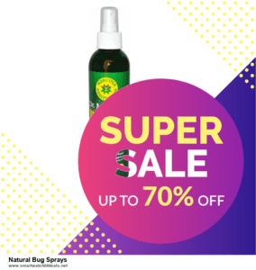 Top 5 Black Friday 2020 and Cyber Monday Natural Bug Sprays Deals [Grab Now]