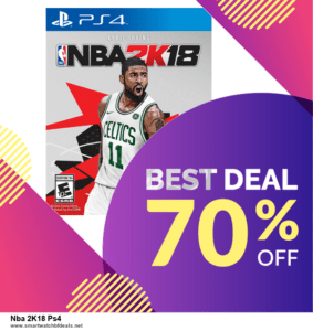 9 Best Black Friday and Cyber Monday Nba 2K18 Ps4 Deals 2020 [Up to 40% OFF]