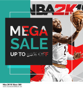 9 Best Black Friday and Cyber Monday Nba 2K18 Xbox 360 Deals 2020 [Up to 40% OFF]