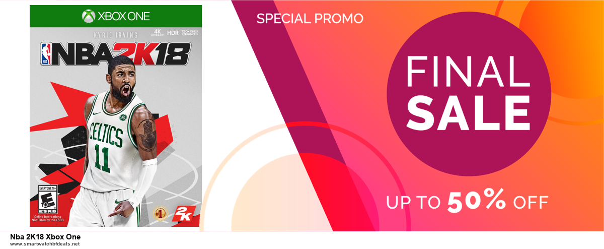 Top 10 Nba 2K18 Xbox One Black Friday 2020 and Cyber Monday Deals