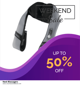 Top 10 Neck Massagers Black Friday 2020 and Cyber Monday Deals