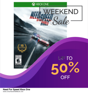 Top 5 Black Friday 2020 and Cyber Monday Need For Speed Xbox One Deals [Grab Now]
