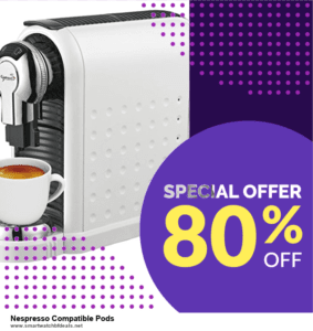 9 Best Nespresso Compatible Pods Black Friday 2020 and Cyber Monday Deals Sales