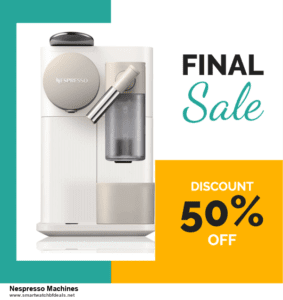 6 Best Nespresso Machines Black Friday 2020 and Cyber Monday Deals | Huge Discount