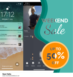 13 Exclusive Black Friday and Cyber Monday Nest Hello Deals 2020