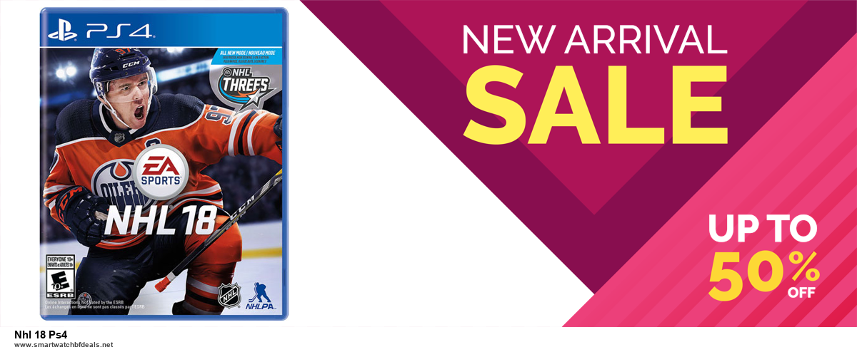 5 Best Nhl 18 Ps4 Black Friday 2020 and Cyber Monday Deals & Sales