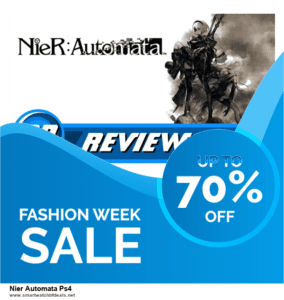 9 Best Black Friday and Cyber Monday Nier Automata Ps4 Deals 2020 [Up to 40% OFF]