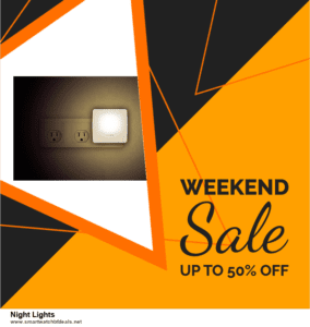 Top 5 Black Friday and Cyber Monday Night Lights Deals 2020 Buy Now
