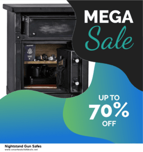 Top 5 Black Friday and Cyber Monday Nightstand Gun Safes Deals 2020 Buy Now