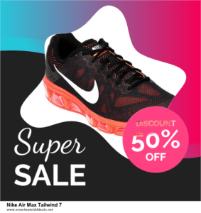9 Best Nike Air Max Tailwind 7 Black Friday 2020 and Cyber Monday Deals Sales